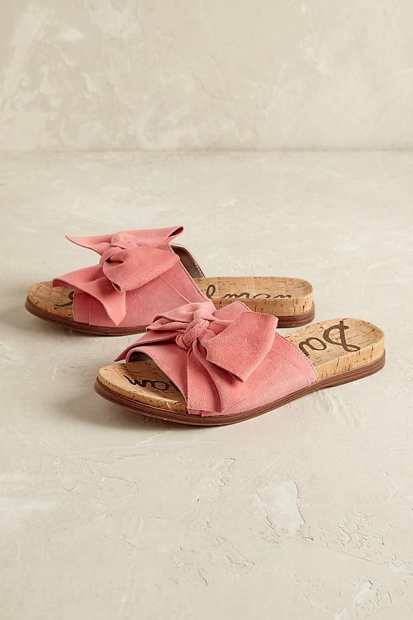 Henna Bow Sandals - Pink, Size Eu 38