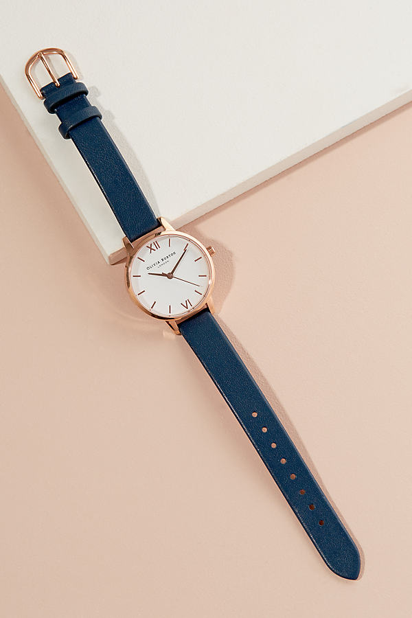 Olivia Burton Rosaline Watch - Blue