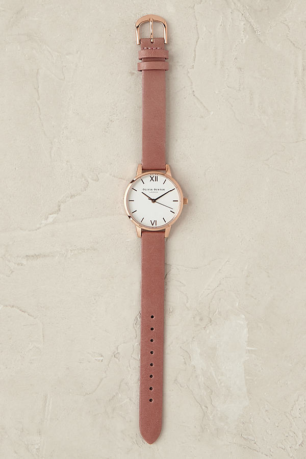 Olivia Burton Rosaline Watch - Pink