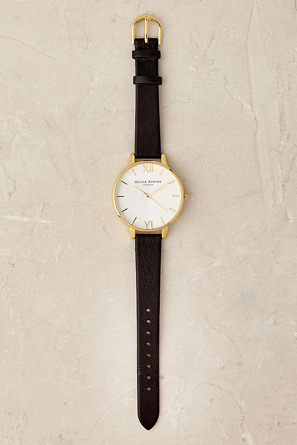 Olivia Burton Rosie Watch - Black