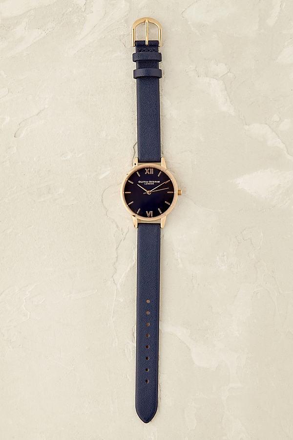 Olivia Barton Muang Watch - Navy