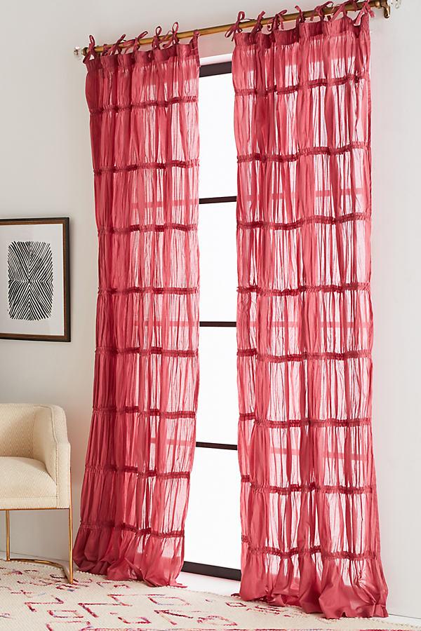 Margaux Curtain - Maize