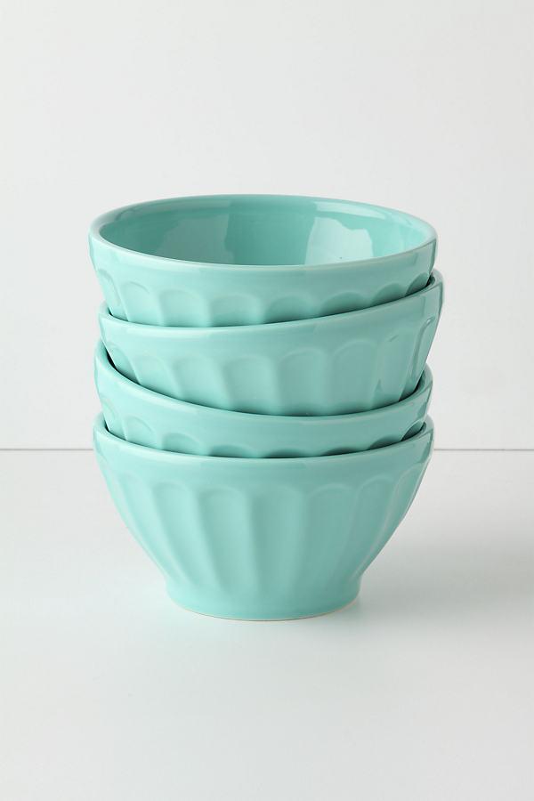 Latte Bowl - Mint, Size Bowl