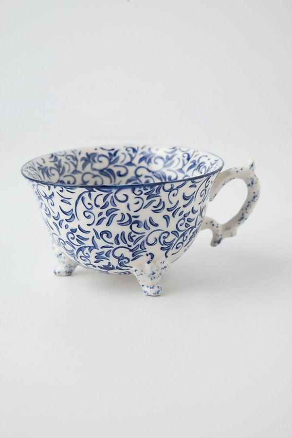 Attingham Tea Cup Anthropologie