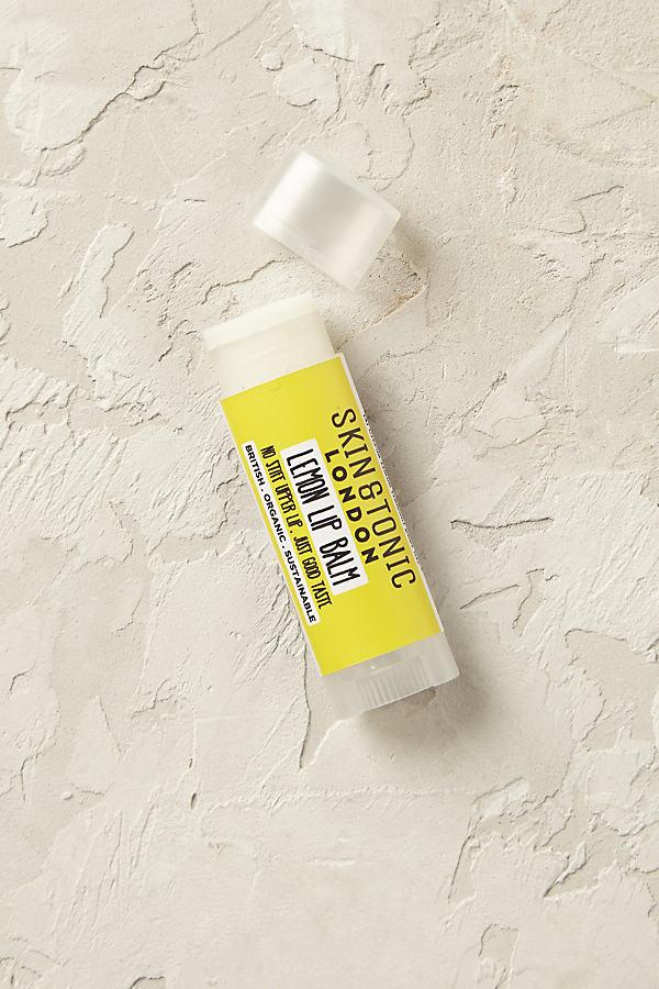 Skin & Tonic Lip Balm - Yellow