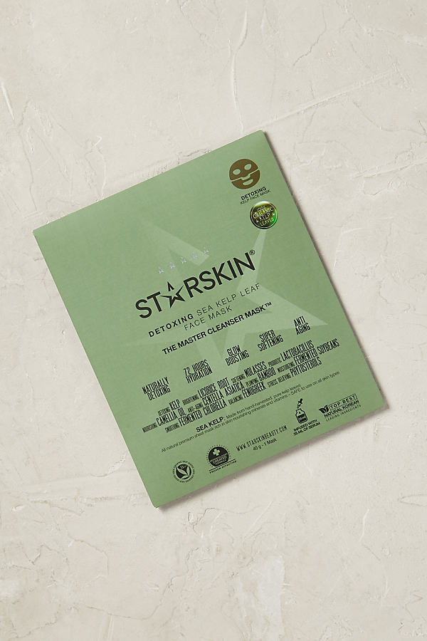 Starskin Face Mask - Green