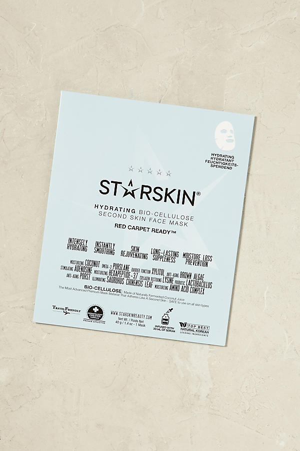 Slide View: 1: Starskin Face Mask