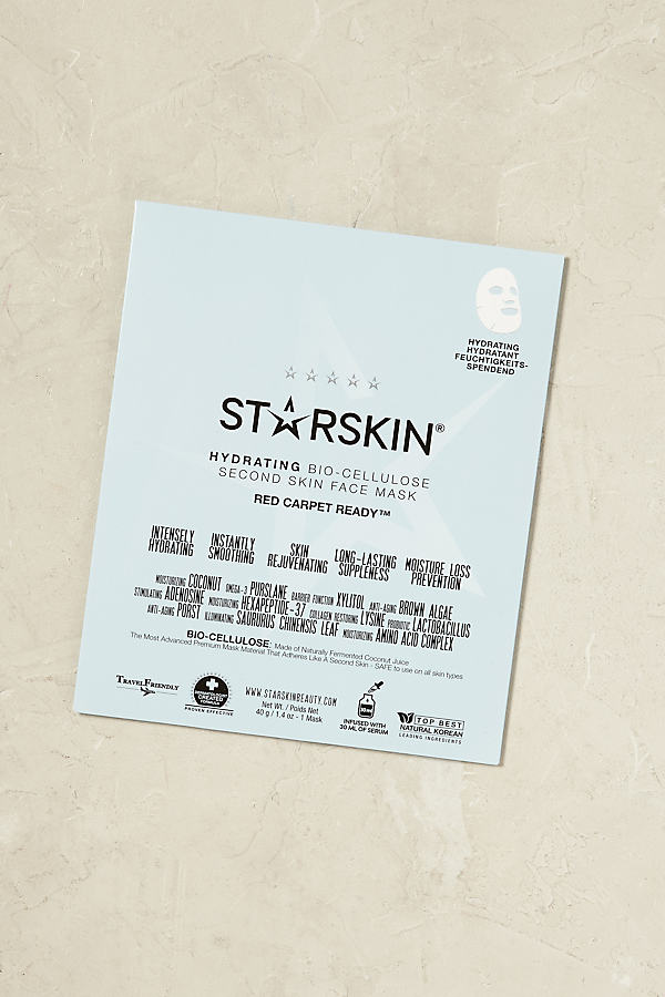 Starskin Face Mask - Sky