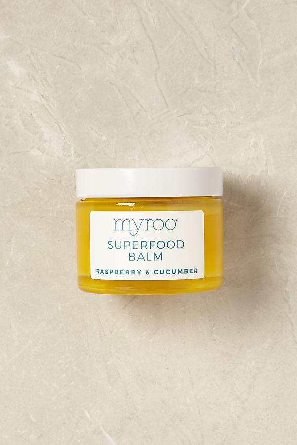 Myroo Superfood Balm - White