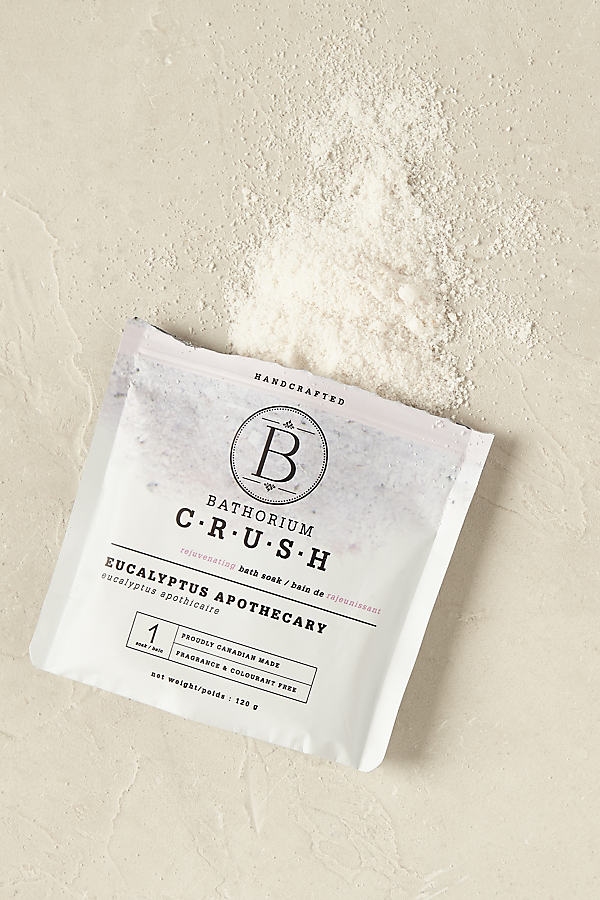 Crush Bath Salts - Pink