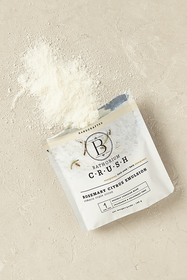 Crush Bath Salts - Gold