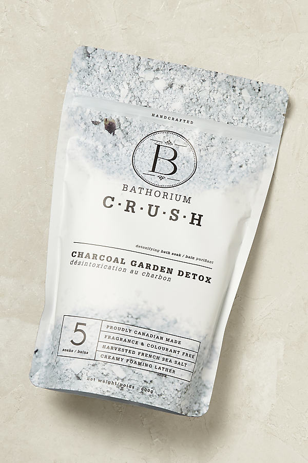 Crush Bath Salts - Silver