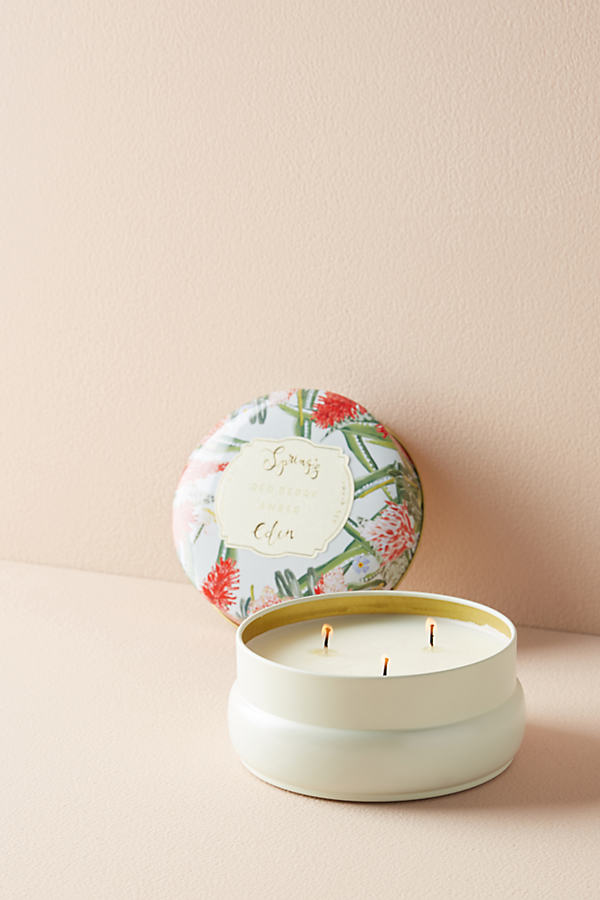 Spring's Eden Candle - Mint