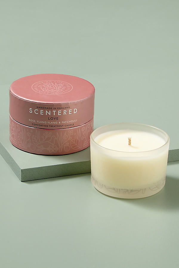 Scentered Candles - Pink