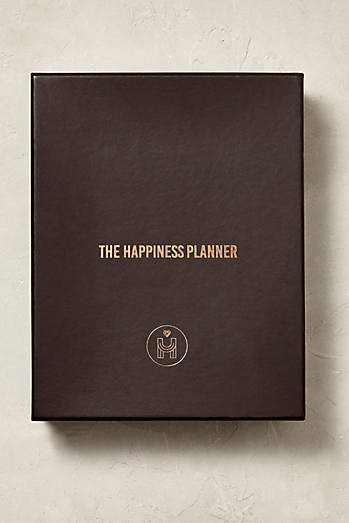 The Happiness Planner 2017