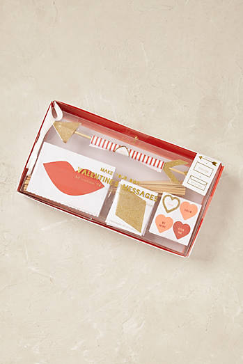Valentine Messages Kit