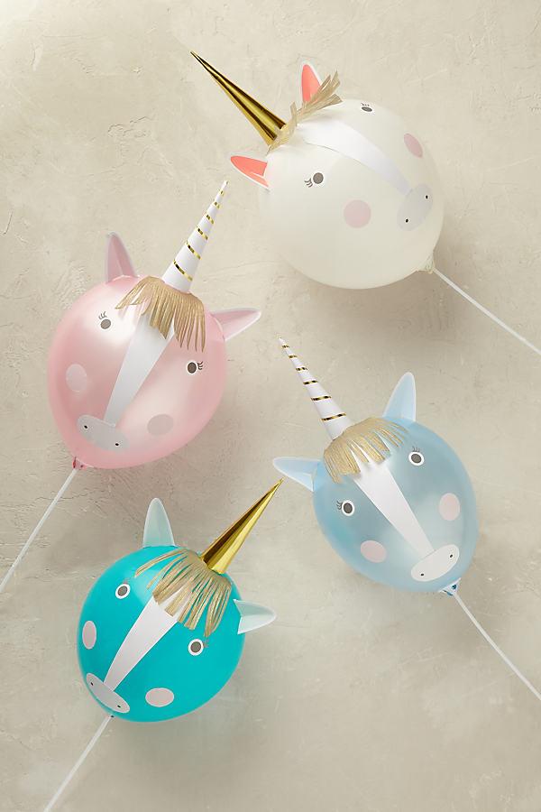 Unicorn Balloon Kit - Pink