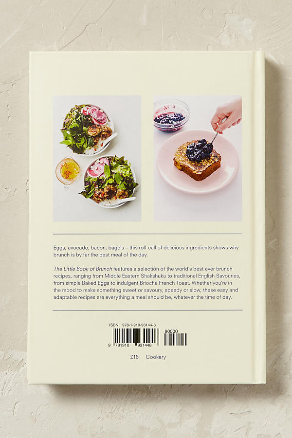 Slide View: 4: The Little Book Of Brunch (Buch)