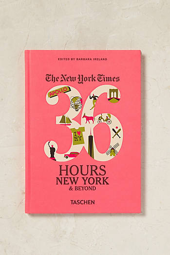 36 Hours: City Guides