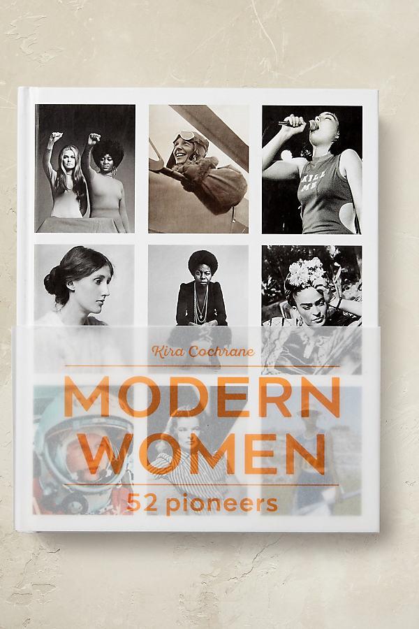 Modern Women 52 Pioneers - A/s