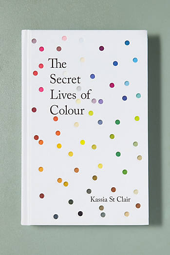Livre « The Secret Lives of Colour »