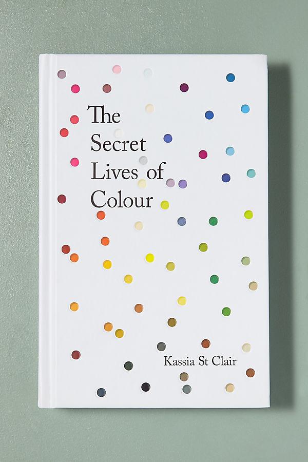 The Secret Lives of Colour - A/s