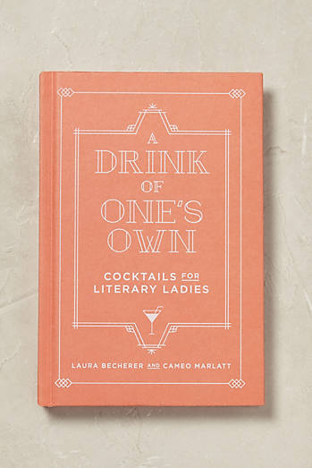 A Drink Of One'€s Own