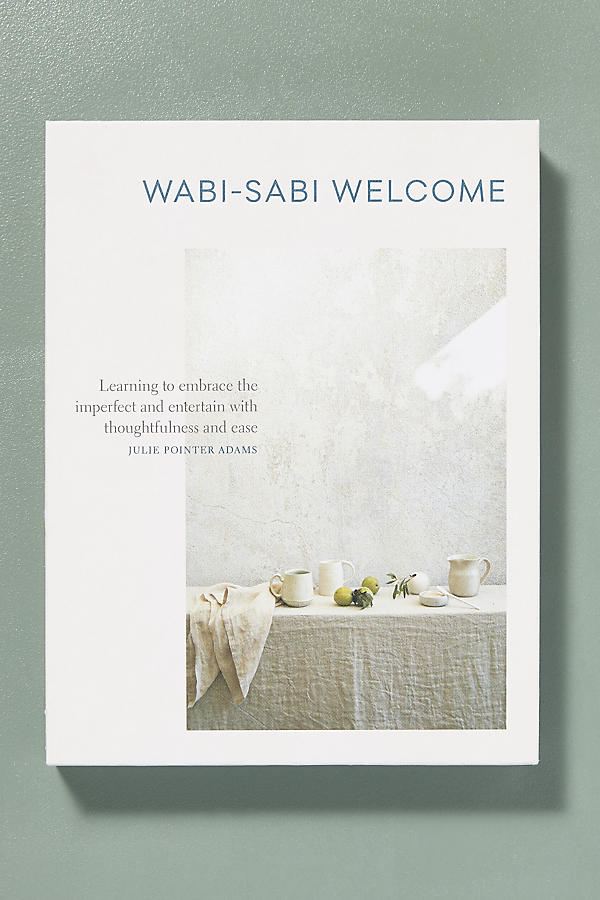 Slide View: 1: Wabi Sabi Welcome