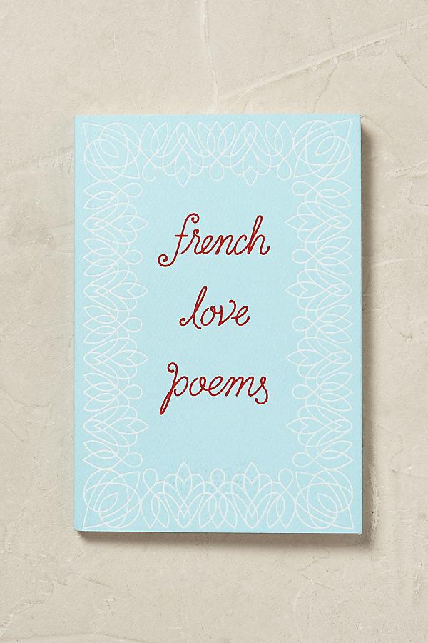Französische Liebesgedichte - A/s