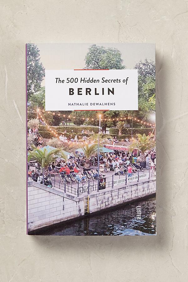 500 Hidden Secrets: Berlin - A/s