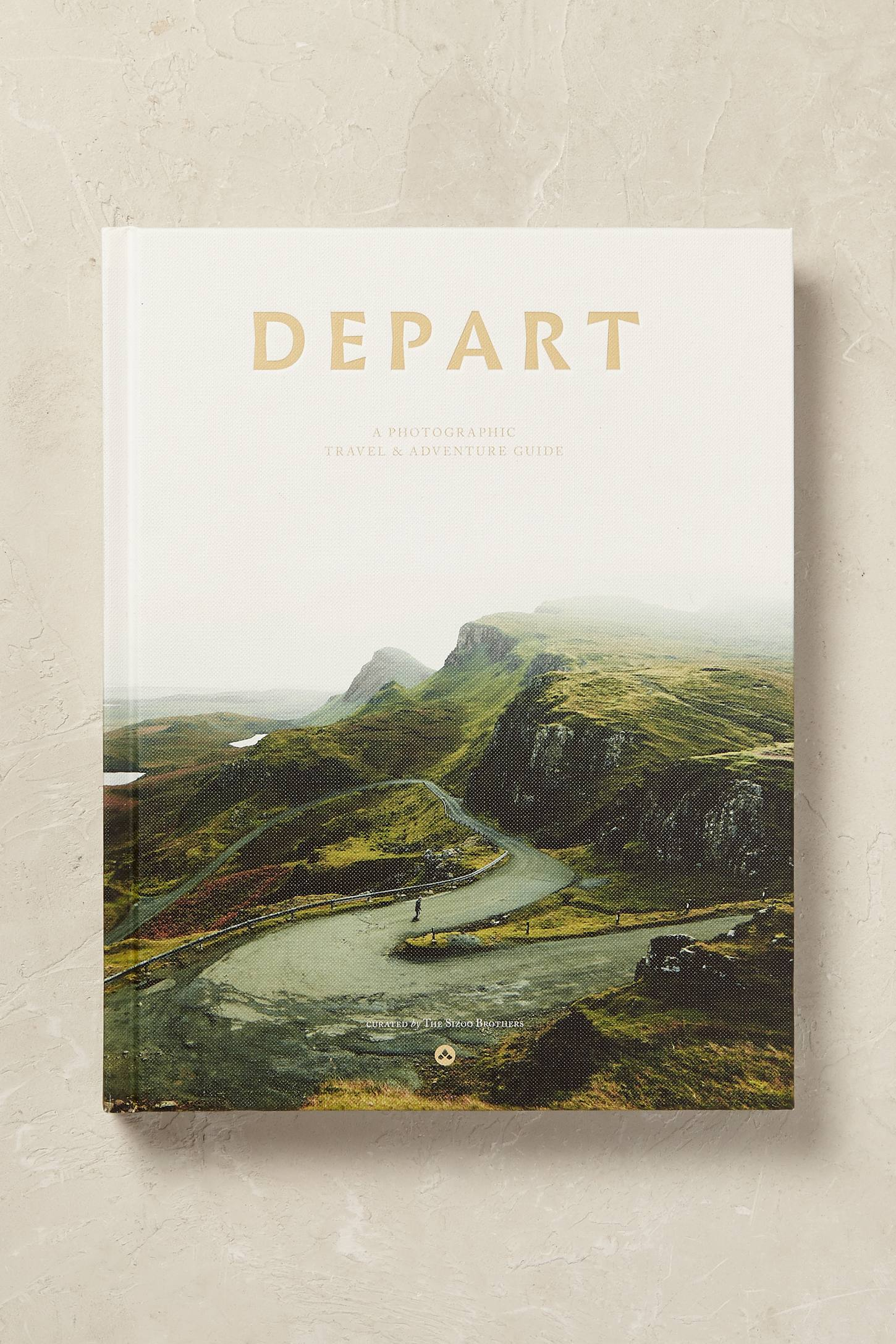 Slide View: 1: Depart