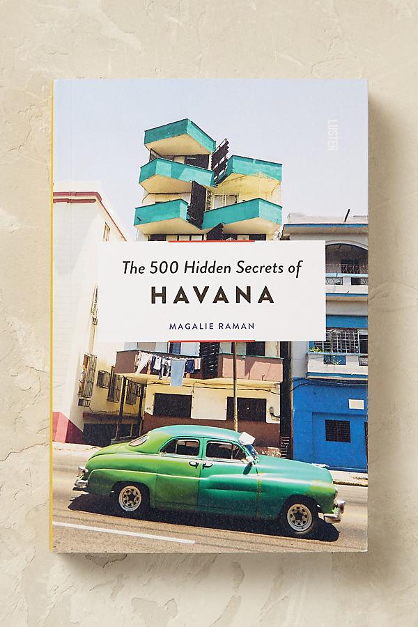 500 Hidden Secrets of Havana - A/s