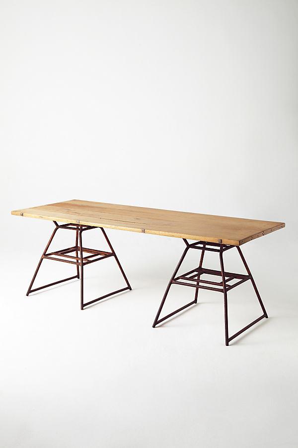 Minimalist Table - Taupe