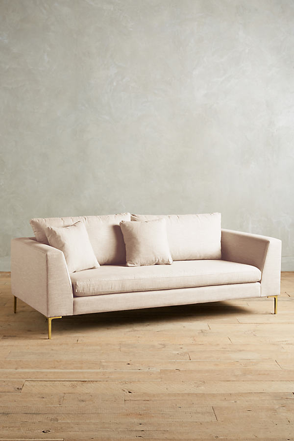 Linen Edlyn Sofa - Cream