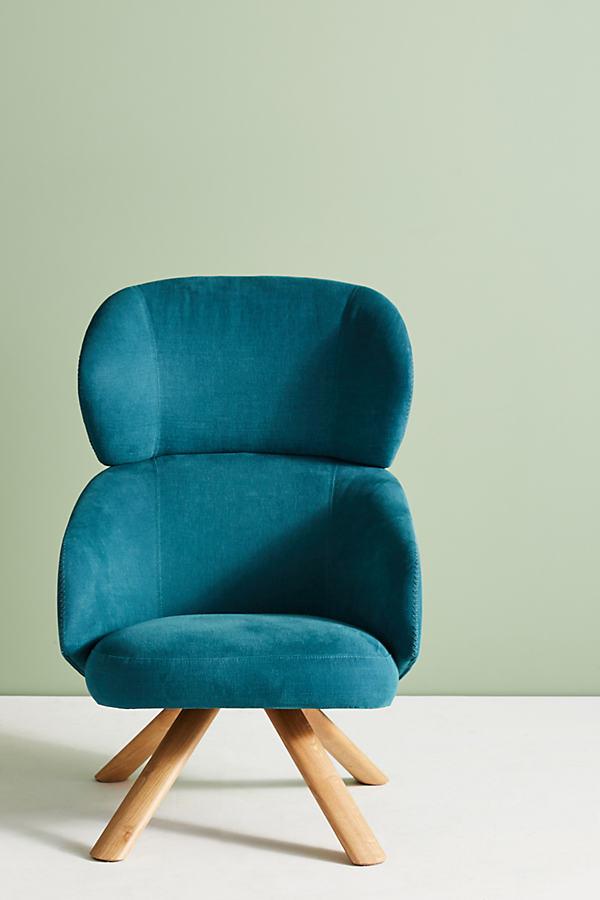 BOSC Repaus Armchair - Turquoise