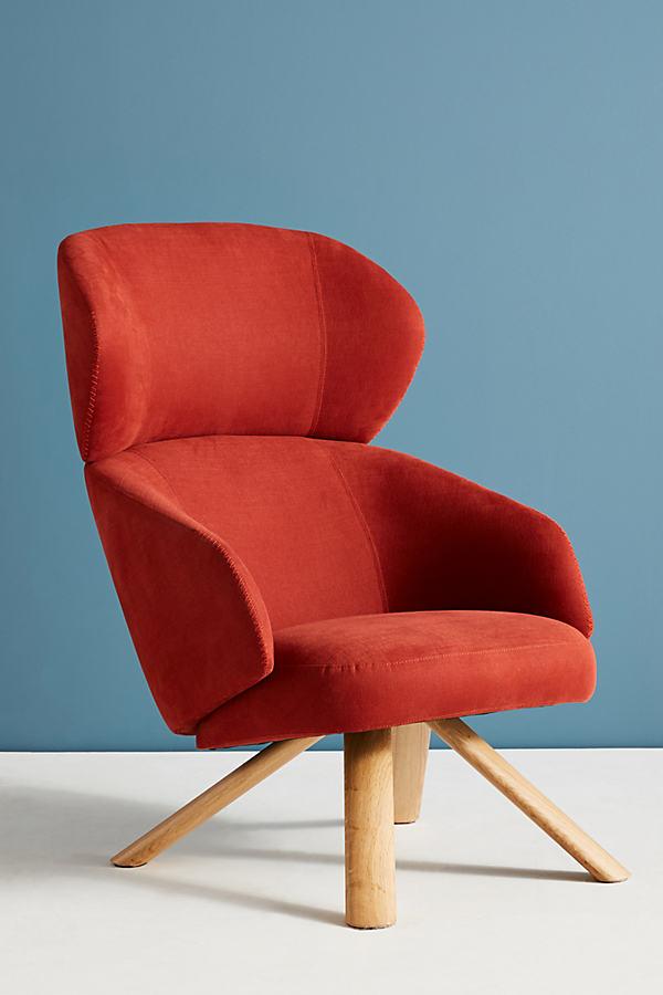 BOSC Repaus Armchair - Purple
