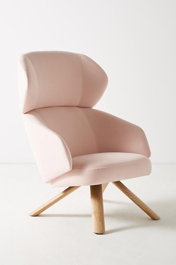 BOSC Repaus Armchair - Pink