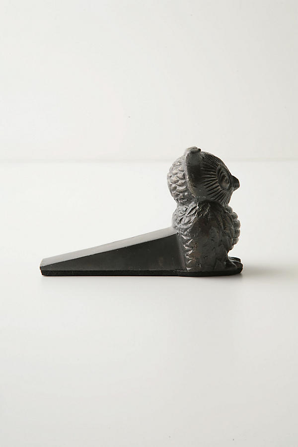 Slide View: 3: Owl Doorstop