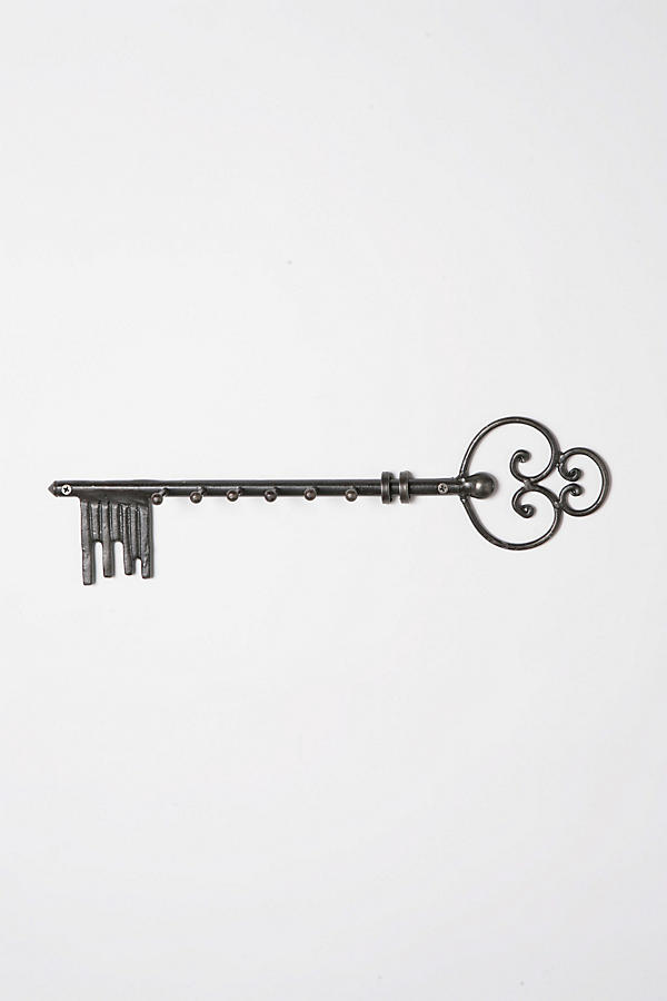 Slide View: 1: Grand Key Hook Rack