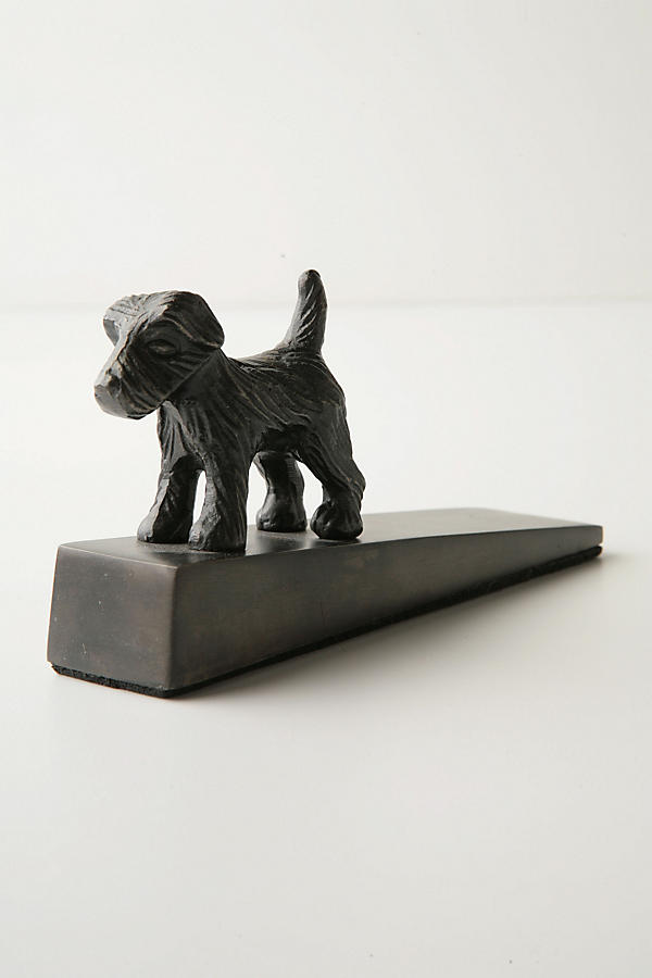 Slide View: 1: Watchdog Doorstop