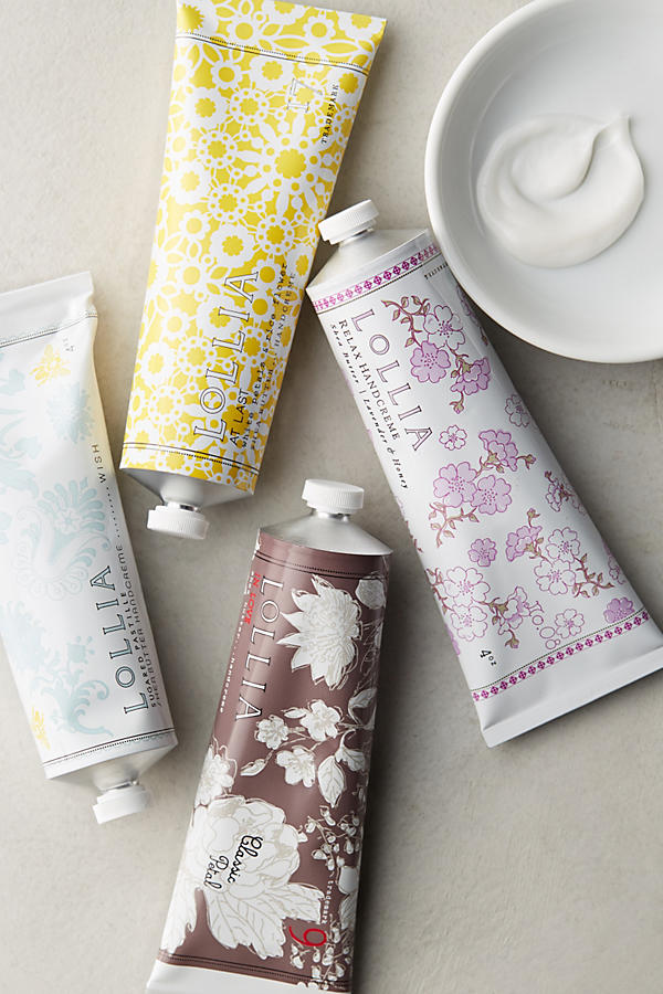 Slide View: 3: Lollia Hand Cream