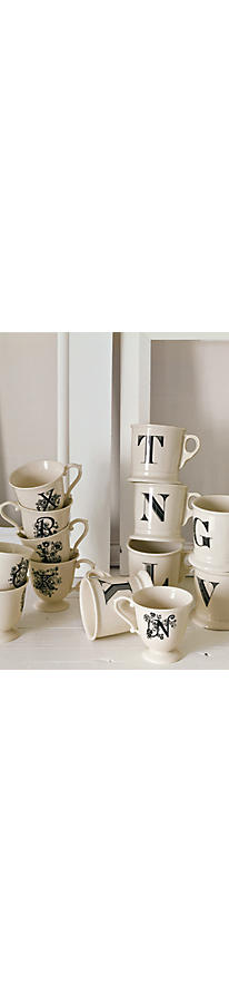 Slide View: 3: Monogram Mug