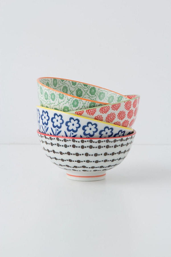 Slide View: 3: Atom Art Bowls