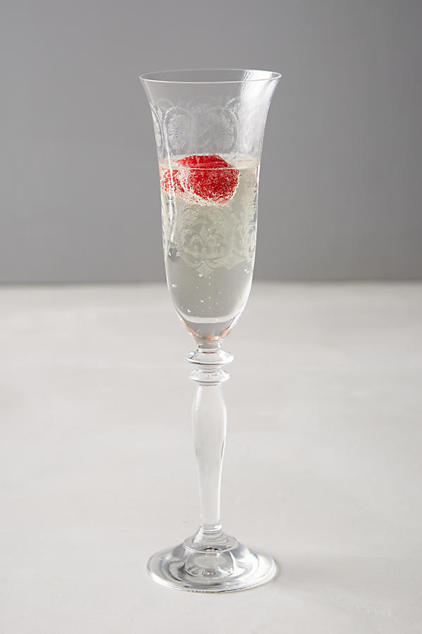 Slide View: 1: Horta Champagne Glass, Large