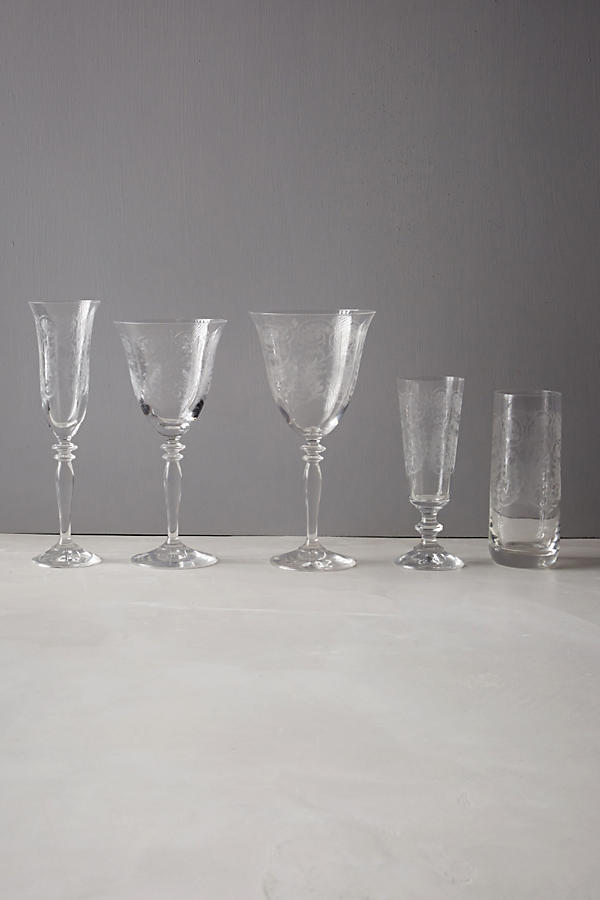 Slide View: 4: Horta Champagne Glass, Large
