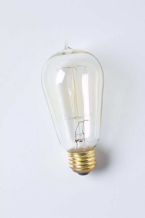 Slide View: 1: Slim Edison Bulb