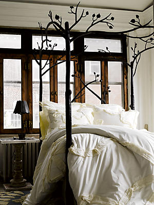 Canopy Beds forest canopy bed | anthropologie