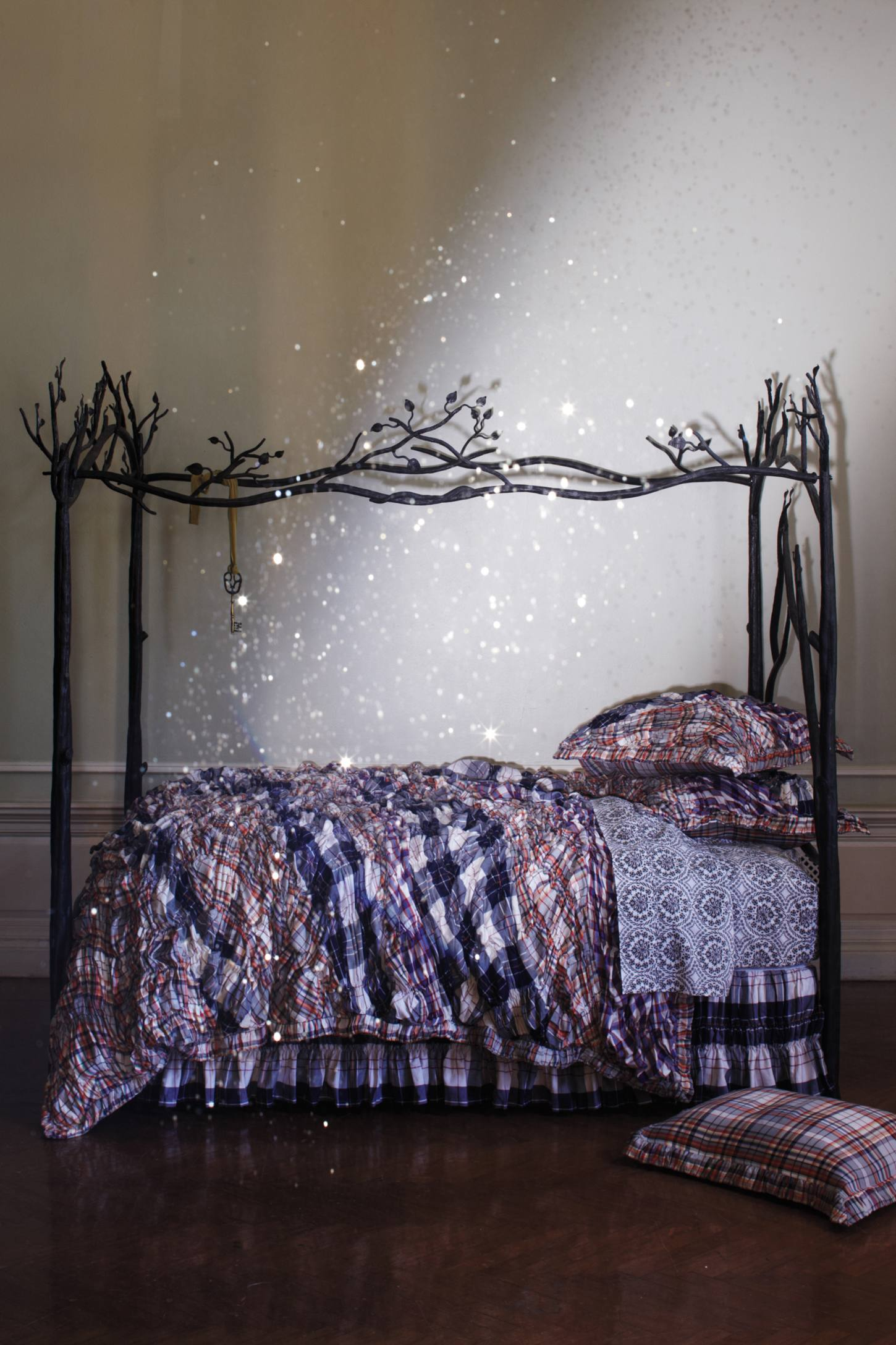 Slide View: 7: Forest Canopy Bed