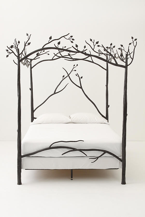 Slide View  3  Forest Canopy Bed. Forest Canopy Bed   Anthropologie