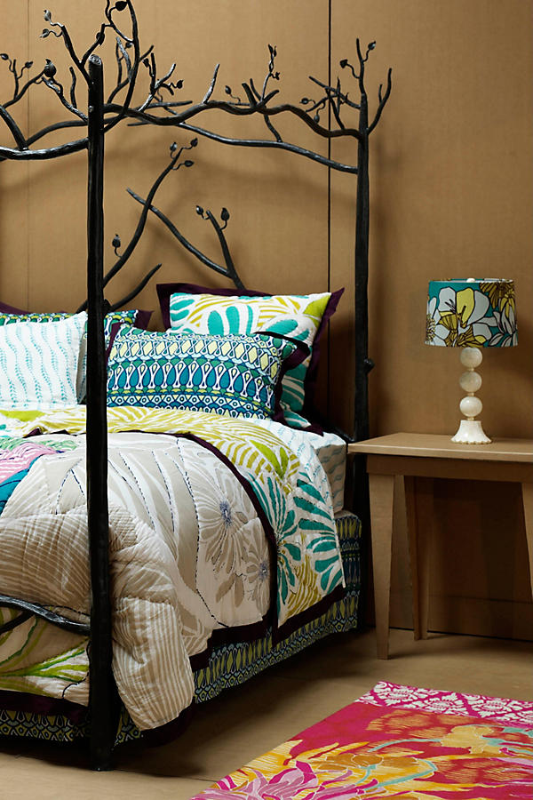 Slide View: 8: Forest Canopy Bed